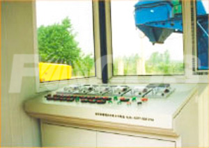 Control System Of Asphalt Drum Mixing Plant