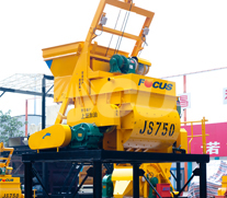HZS35 concrete mixing plant picture 2