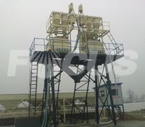 HZS35 concrete mixing plant picture 3