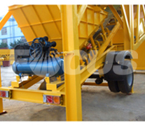 Picture 3 OF Mobile Concrete Batching Plant