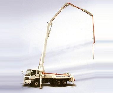 Boom Concrete Pump for sale