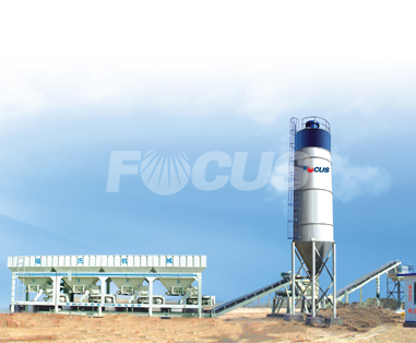 FOCUS Stabilized Soil Batching Plant For Sale