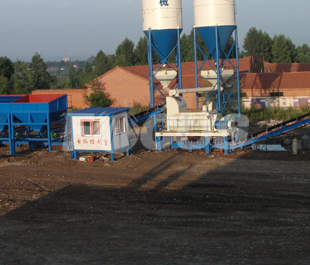 Photo 4 of Stabilized Soil Batching Plant