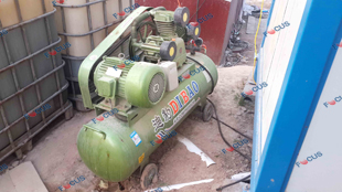 HZS60 Running As Commercial Concrete Factory Photo 3