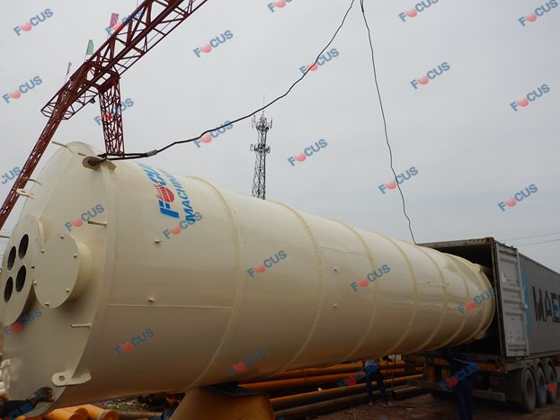 Concrete Mixing Plants FOCUS Delivering Picture 5